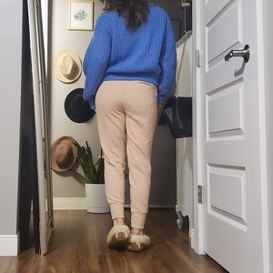 periwinkle cozy sweater